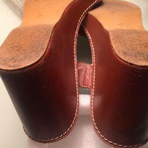 COACH Shoes - AUTHENTIC COACH WEDGE SANDALS SIZE US-10
